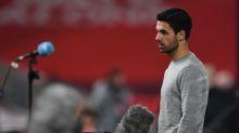 Arsenal a long way away from Liverpool's standard: Arteta