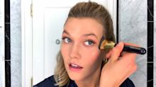 Karlie Kloss's Guide to a Flawless Face—And the Perfect Going-Out Lip