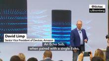 Amazon Introduces Echo Sub