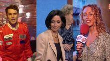Así eran los presentadores de Telecinco cuando debutaron en la cadena