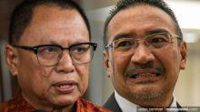 Hisham didn't deny move to lobby him as BN spokesperson - Puad