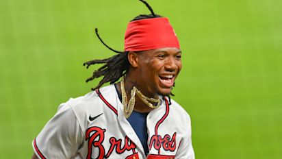 Q & Acuña: Braves star discusses strange season