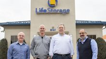 From banking to storage: Joseph Saffire ready to apply relationship-building experience