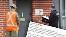 Coronavirus Victoria: 'Awful' scam targeting residents in lockdown