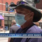 Nashville's mask mandate enforcement begins today