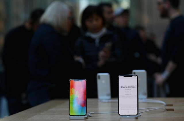 Apple may start building the iPhone XS and XR in India next year