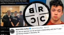 This Gun Coffee Brand Was MAGA Royalty. Then It Turned on Kyle Rittenhouse.
