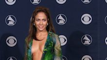 Jennifer Lopez reveals that she keeps her iconic green Versace dress on a mannequin