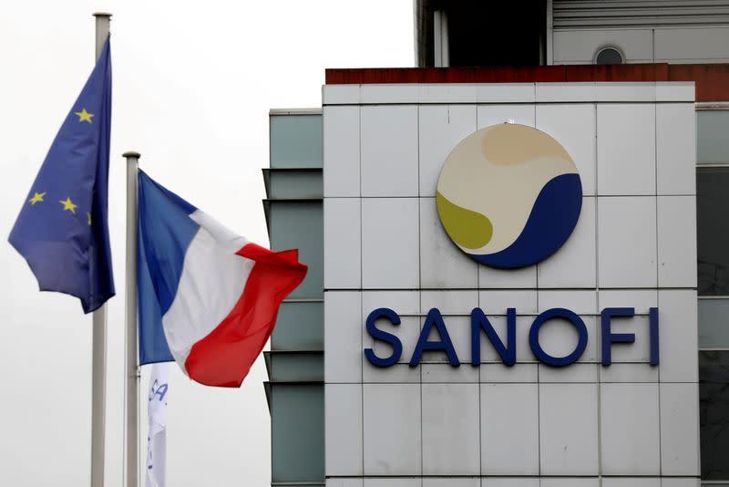 Healthcare group Sanofi offers to buy smaller peer Kiadis for 308 mln euros