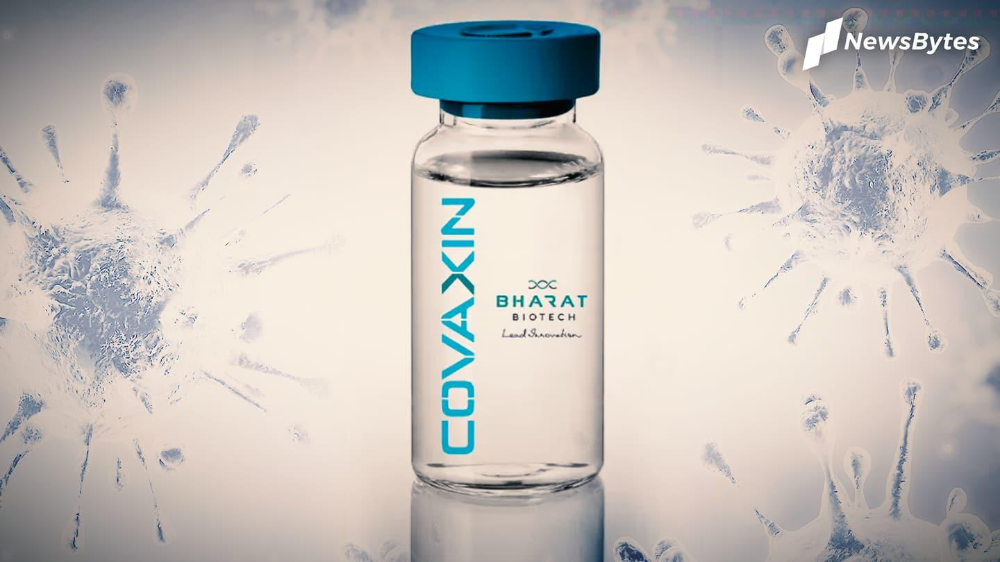 Now Bharat Biotech Seeks Emergency Use Approval For COVAXIN