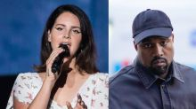 Lana Del Rey Confronts Kanye Over Trump Support