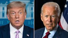 Biden wants a referendum on Trump the person. That's because Trump's agenda is better than his.