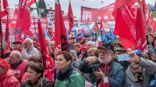 Manovra, sindacati sul piede di guerra