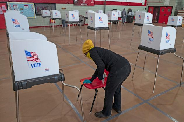 Report finds many US election officials vulnerable to phishing attacks