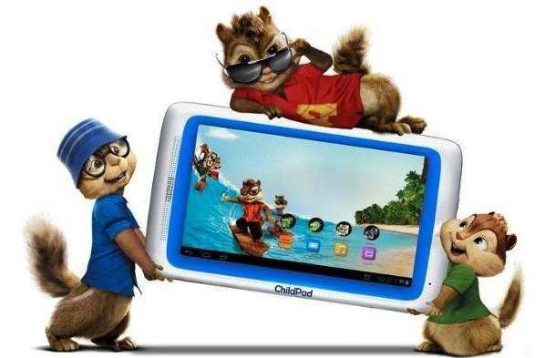Archos 7-inch Child Pad with ICS now on sale for $130, Aaaalvin squeaks in celebration