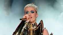 Katy Perry's epically awkward on-stage moment