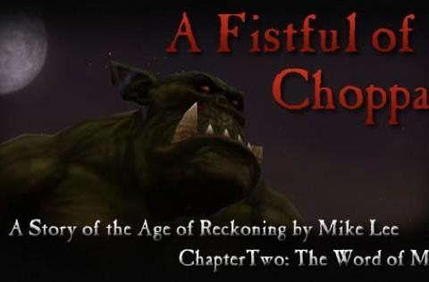 "New chapter in Warhammer Online's ""A Fistful of Choppas"" now available"