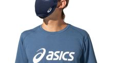 ASICS' hydration-friendly Runners Face Cover is back in stock--get yours before they sell out again