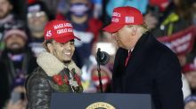 Trump introduces rapper Lil Pump as 'Lil Pimp' at campaign rally