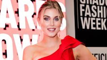 Ashley James reveals she was punished by her teachers for having big boobs