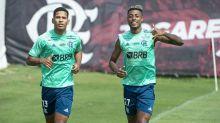 Pedro marca três em jogo-treino; Bruno Henrique participa e fica à disposição do Flamengo no Equador