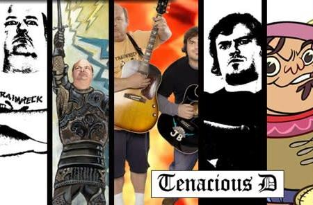 Rock Band Weekly: Tenacious D, Anvil, Dinosaur Jr., The Guess Who