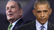 Bloomberg ties himself to Obama despite past criticisms