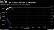 Global Rally Skips Indian Stocks as Nation Retaliates to Attacks