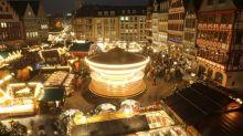 Frankfurt cancels Christmas market over virus spike