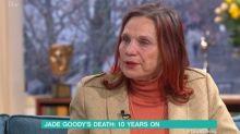 Jackie Goody breaks down over flashbacks of washing Jade's body