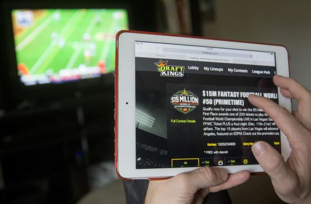 NYT: DraftKings and FanDuel lose major payment processor