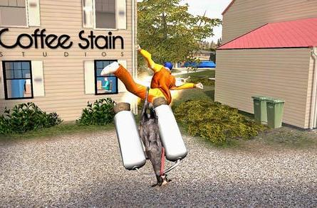Goat Simulator gives us the billies on iOS, Android