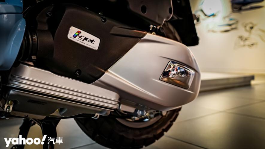 再給你一次機會!2020 Vespa LX 125 i-get FL都會試駕! - 12