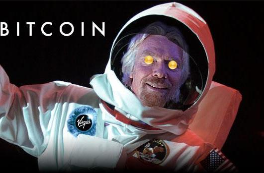 Virgin Galactic now accepting Bitcoin for future flights into space