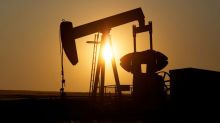 Oil slips on oversupply fears, but stocks jump on virus slowdown hopes