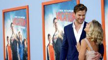 Chris Hemsworth tiene algo que decir sobre la faceta como actriz de Elsa Pataky