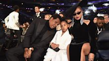 Blue Ivy is all of us when watching our parents get frisky