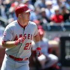 Angels' Trout out indefinitely with thumb injury
