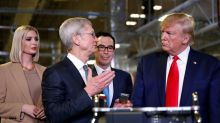 Trump to break bread with Apple's Cook and other CEOs - sources