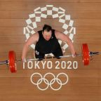 Olympics-Weightlifting-NZ's Hubbard becomes first transgender Olympian, but exits early