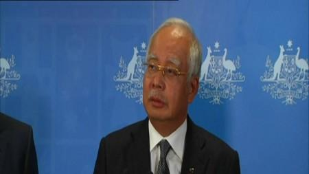 CLOSURE FOR FAMILIES: NAJIB PROMISES MALAYSIA WILL NOT GIVE UP SEARCH