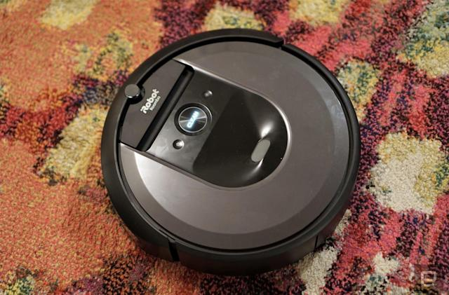 Clean freaks: Share your thoughts about the iRobot Roomba i7+