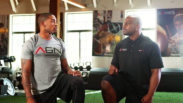 Training With The Pros Episode 1