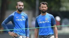 Lokesh Rahul is Cheteshwar Pujara's FIFA Partner