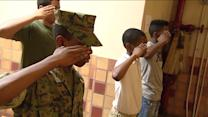 Youth Marines Program Closing, Puts Kids Back on Street