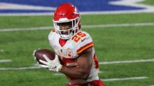 Patrick Mahomes can envision Chiefs increasing passes to RBs out of the backfield