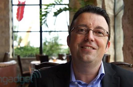 The Engadget Interview: ARM's Lead Mobile Strategist James Bruce (video)
