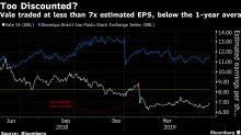Inversores de Vale, impasibles ante inminente colapso de mina
