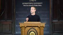 Mark Zuckerberg: Freiheit ist immer die Freiheit von Facebook