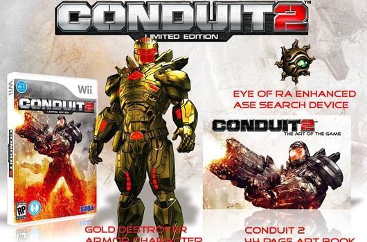 Show off with Conduit 2's Limited Edition